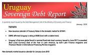 Carátula debt report